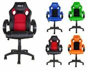 Bikeit Unique Style Rider Chairs Heavy Duty Durable Faux Leather Construction