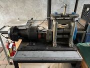 Maxi Toro Power Mill With Split Phase Gear Motor And Tool Holder
