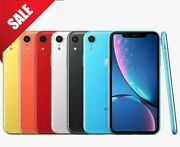 Apple Iphone Xr 64gb Atandt T-mobile Factory Unlocked And Others