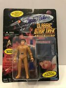 Star Trek Playmates Sttmp Lt. Sulu 1995 Signed By George Takei Autographed