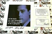 Henry Hill Goodfellas Autographed 16x16 Want To Be A Gangster Photo Ray Liotta