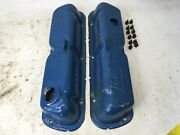 1973 - 1979 Ford Truck 78-79 Bronco 302 / 289 / 351w Valve Covers