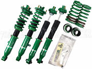 Tein Flex Avs Adjustable Coilovers For 14-16 Is200t Is250 Is300 Is350 Fsport Rwd