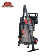 King Canada Stainless Wet Dry Vacuum