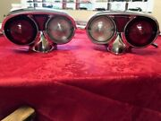 1958 Cadillac Series 62 Tail Light Assembly