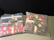 Twin Matilda Jane Choose Your Own Path Fall Friends Duvet And Bed Skirt Set New