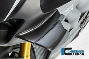 Ilmberger Matt Carbon Fibre Wings Left And Right Ducati Panigale V4r 2019