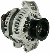 New High Output Alternator 300a For Ford Mustang Shelby Gt500 5.4l 2011-12 5.8l