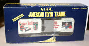 American Flyer 900 Christmas Boxcar 1997 Mib Never Opened