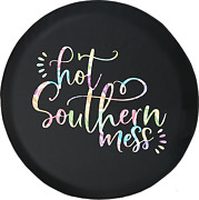 Spare Tire Cover Hot Southern Mess Paisley Country Jk Accessories