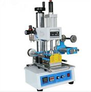 Pneumatic Hot Foil Stamping Machine Zy-819h2 116120mm Printable Area Cz
