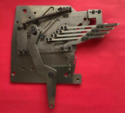 Nos Union Special-4 Knife Thread Trimmer Assembly-34700/34800 Machine-free Sh