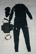 Cool, Climate Suit ,3 Pc / Delta Temax As Lcg Military Driving, Bomb
