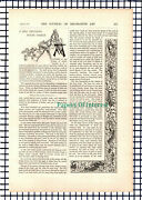 X1314 Rottman Strome Japanese Screen Imported - 1886 Article