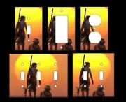 Star Wars Rey Bb8 Light Switch Covers Home Decor Outlet Multiple Options