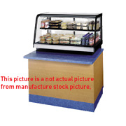 Federal Industries Crr3628ss Deli Display Self Serve Case Tested Works Good