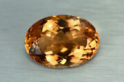 33.240 Cts Exquisite Natural Unheated Top Quality Royal Peach Morganite Gemstone