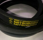 Set Of 4 Code 02.0011.0001.00 Belts For A Frd Series Galfre Disc Mower
