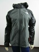 Womens The Tnf Cinder Tri Climate Waterproof Insulated Jacket Black