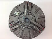 Clutch Tractor 850 850dt 1000 Super Valeo 15662 Fiat New Holland Flat 12 3/16in