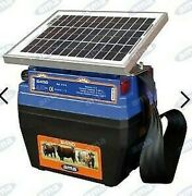 Energizer Ranch Ama S450 A Solar Panel 5w And Battery 91918