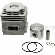 Piston Cylinder Complete Trimmer Chainsaw For Efco 4191210a