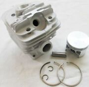 Kit Piston Cylinder Fit Stihl For Chainsaw Ms360 Ms360c 036 036qs