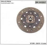 Disc Clutch For Shackle Pliers Cultivator 131 005957