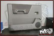 Front Left Inner Door Trim Cover Dr653 - Land Rover Td5 Discovery 2 Parts - Klr