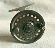 Scientific Anglers System 1 , 678 , Wide Drum Alloy Fly Reel And Hardy Line