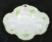 Antique Rosenthal Versailles Porcelain Serving Dish 1890and039s Germany
