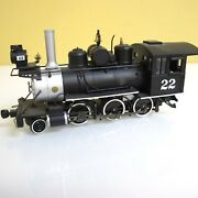 Bachmann Rogers Locomotive 22 Parts For Repair 34942 July 1910