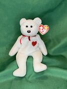 Rare 1994 Valentino Beanie Baby With Brown Nose Mint Condition
