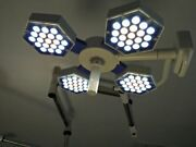 Led Ot Light Examination And Surgical Operating Light Operation Theater Lamp Video