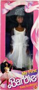 My First Black Barbie Doll 1281 Never Removed From Box 1988 Mattel Inc.