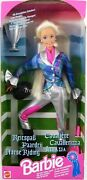 Horse Riding Barbie Doll Foreign 12456 New Nrfb 1994 Mattel Inc.