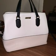 Kate Spade Purse W/ Shoulder Strap And Leather Cleaner