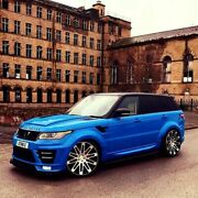 24andrdquo Rf24 Wheels Rims For Range Rover Hse Supercharged Range Rover Sport