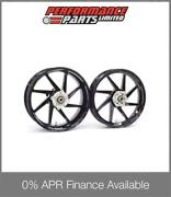 Black Galespeed Type E Lightweight Forged Alloy Wheels Ducati Monster 900 1997