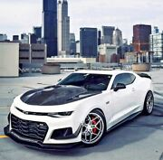 20andrdquo Rohana Rfx11 Brushed Titanium Concave Wheels For Chevy Camaro Ls Rs Lt Ss