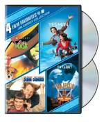 4 Film Favorites Jim Carrey Dumb And Dumber The Majestic The Ma - Very Good