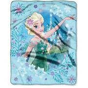 Disneyandrsquos Frozen And039elsa Surpriseandrsquo Silk Touch Throw With Elsa And Anna Backpack