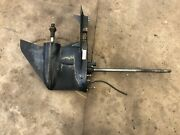 Mercury Outboard 135-225hp Lower Unit Assy 20 1647-9148a93 Freshwater