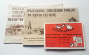 Tabasco Red Eye Mailer 1970 Men On The Move Cookbook And Envelope 1969 Hot Sauce