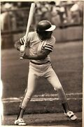 Rookie 1973 Manny Trillo Oakland A's Poster Si Sports Illustrated Like Photo