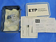 Thermo Scientific Etp Dm156m Ion Detector Electron Multiplier Ion Trap / In Box