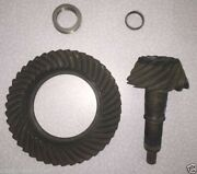 Original Ford Vorne Differential-ring And Pinion F75z3222cc