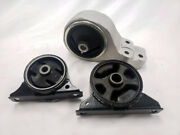 Engine Motor And Auto. Tras. Mount 3pcs Set For Volvo S40, V40 00-04 1.9l