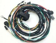 Engine Starter Wiring Harness 1972 Camaro Gauges Manual Transmission Ss Z28 402