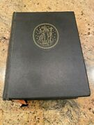 Vintage Holy Bible Rembrandt Edition Authorized King James Version 1950s, Rare